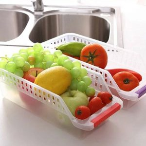 narrow-baskets-with-handles-for-refrigerator-freezer-organization