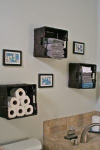 side-basket-wall-storage-for-bathroom storage
