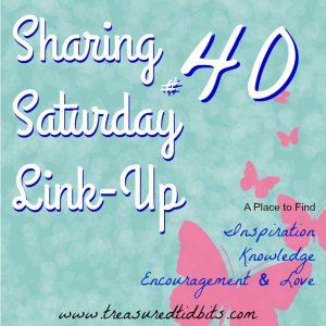 sharing saturday link-up #40