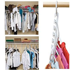 wonder-hanger-for-clever closet rod organization