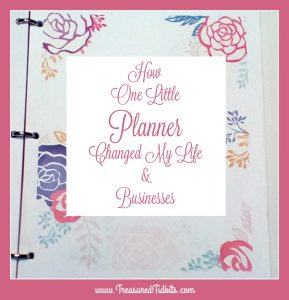 Do you feel out of control? I know I used to. This one litte planner changed by life and my businesses.